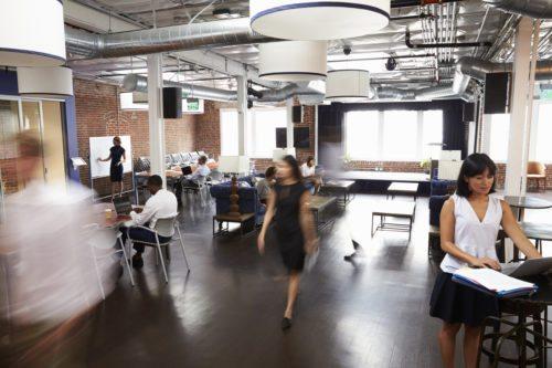 hvac systems modern workplace