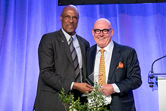 Dan Donnelly Honored by Madison Square Boys & Girls Club