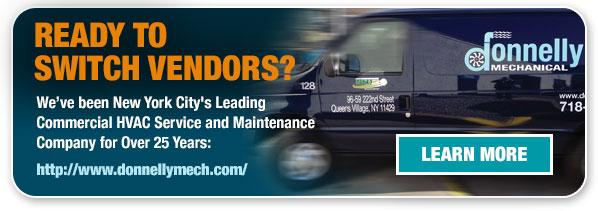 Ready to switch HVAC Vendors?
