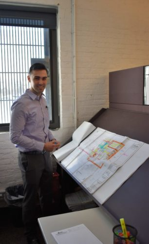 Nick Garcia joins Donnelly as assistant project manager