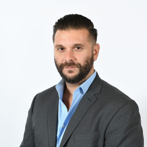 Vice President of Construction, Demetri Zhsimatos