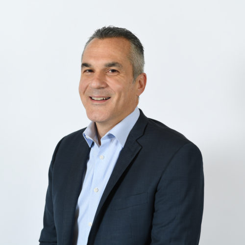 Executive Vice President, Sales, & Marketing, Dino Mangione