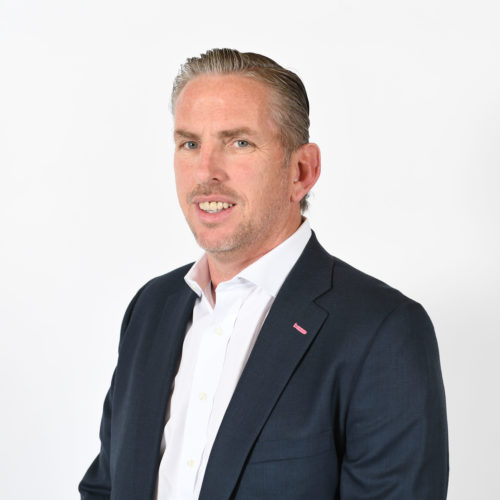 Director of Health & Safety, Peter Joyce