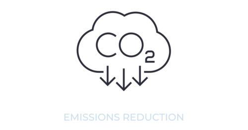 carbon emissions reduction