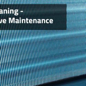 Coil Cleaning Proactive Maintenance