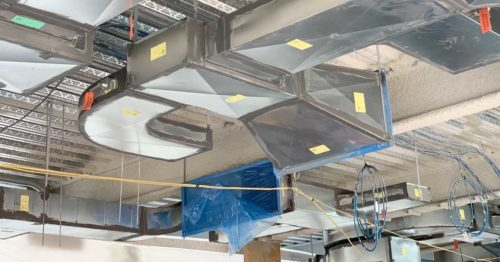 commercial hvac repair and replacements in NYC