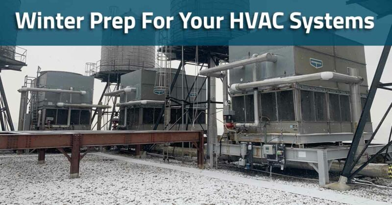 Winter Prep For Your HVAC Systems