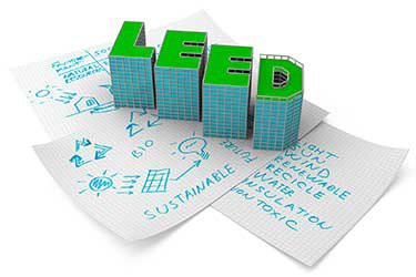 3d LEED brainstorming papers