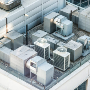 Maintenance of Mechanical Draft Cooling Towers