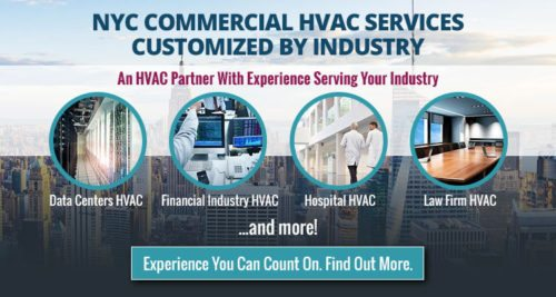 NYC Commercial HVAC Services Industries