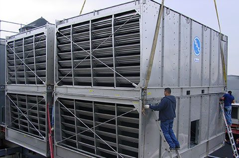 Hvac equipment replacement hvac system installation nyc for Innovative hvac systems