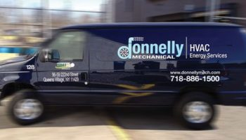 Donnelly Van