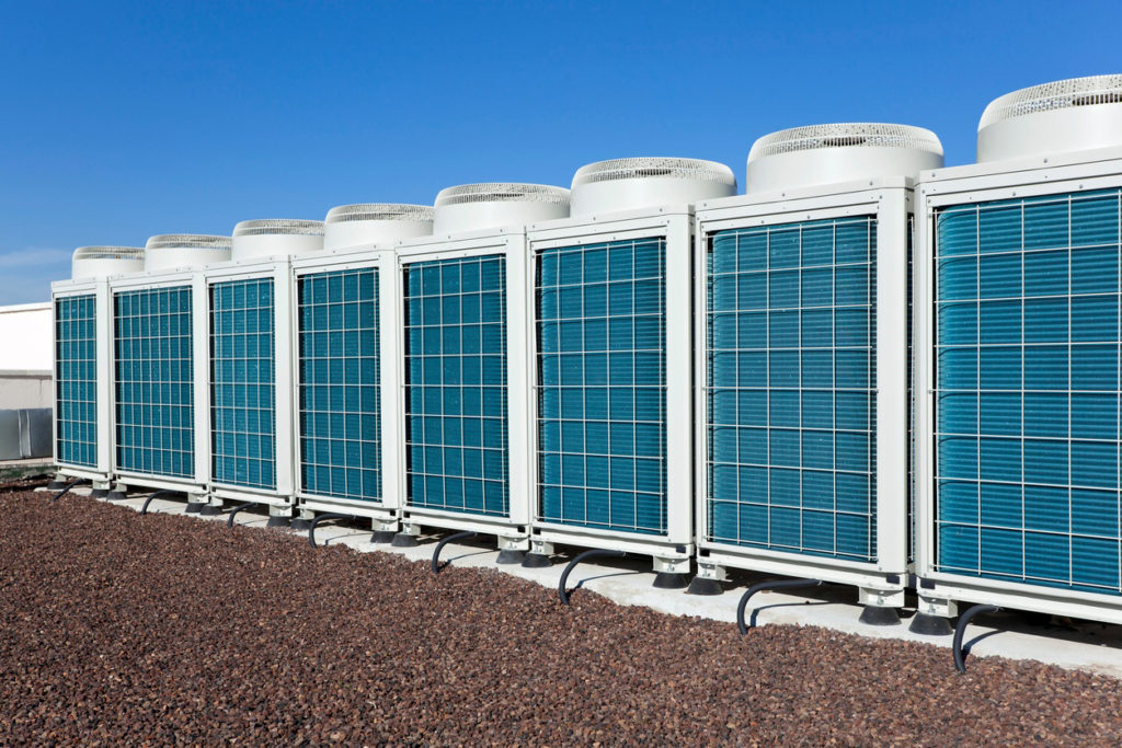 Commercial HVAC Air Conditioners