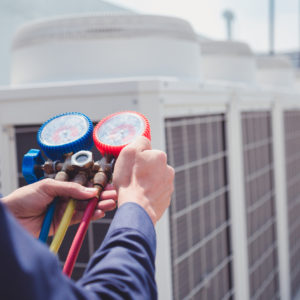 Commercial HVAC Systems Analysis for Winter
