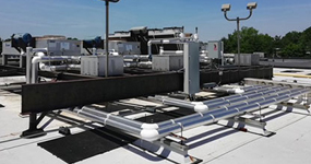 Data Center Air Conditioning (CRAC) Construction and Replacement