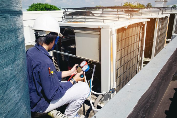 How To Choose The Right Contractor For Commercial Hvac