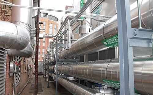 HVAC Construction Project