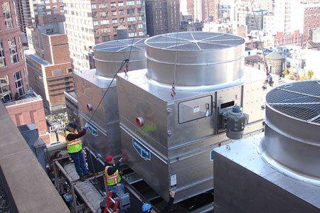 Construction HVAC