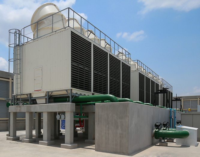 The Importance Of Hvac Cooling Tower Mechanical Maintenance