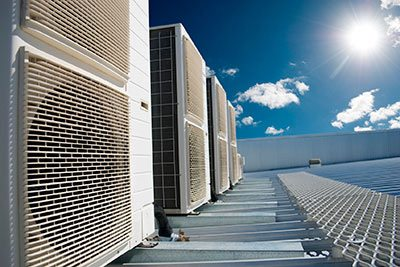 hvac system function in large buildings - Hvac Systems