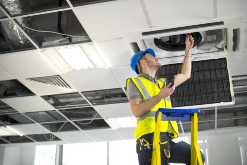 commercial hvac safety