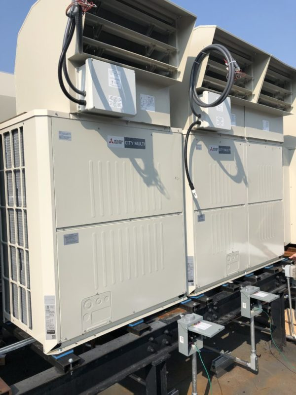 Donnelly Mechanical Commercial HVAC Units