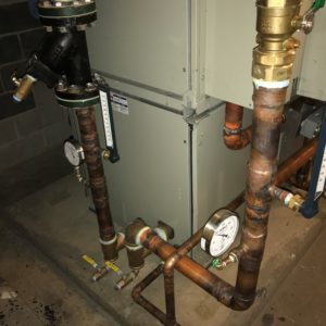 Turn-key Air Handler Replacement