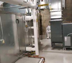 Turn Key Air Handler Replace in Manhattan